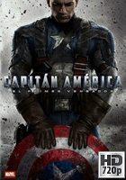 Capitán América: El Primer Vengador (2011) BRrip 720p Latino-Ingles