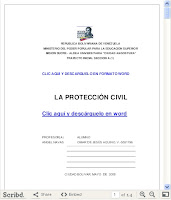 Plan de Emergencia Protección civil