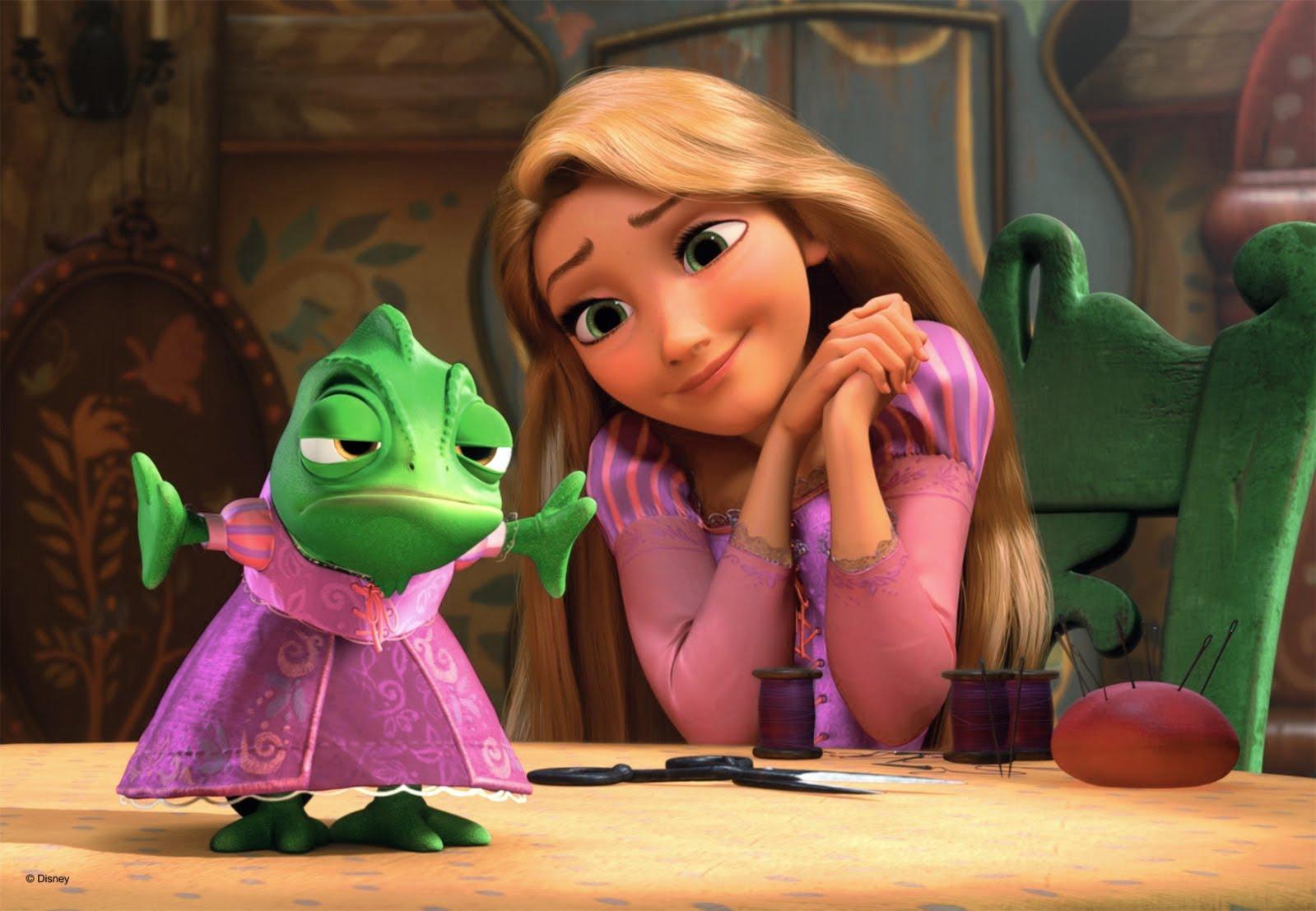 Disney Rapunzel From Tangled