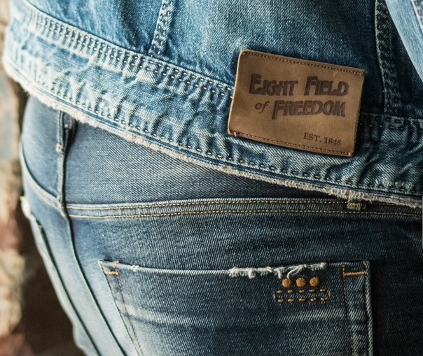 Eight Field of Freedom Denim
