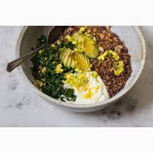 What a fancy quinoa bowl
