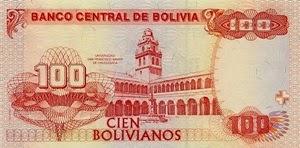 Bolivya Parası Boliviano güncel kur bilgileri