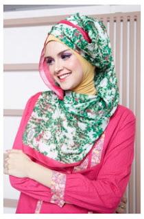 Contoh Gambar Hijab Modern Zoya Terbaru 2015