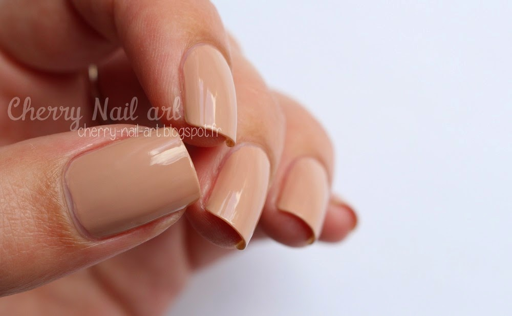 vernis city color auchan beige naturel