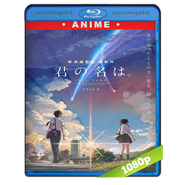 Your Name (Kimi No Na Wa) BRRip 1080p Audio Japones Subt 5.1 (2016)