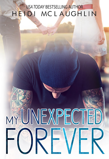 My Unexpected Cover Reveal