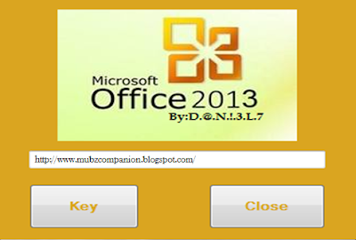 microsoft office 2013 full version with genuine product key
