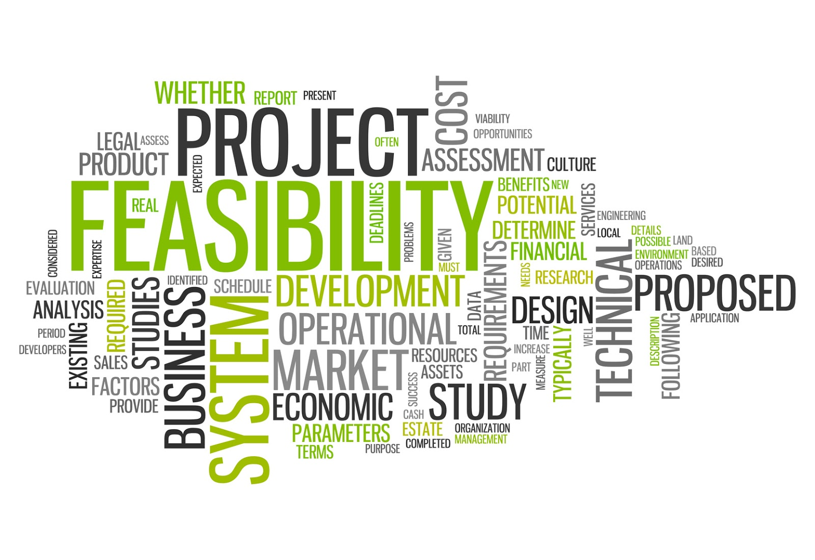 how to write a feasibility study A feasibility study is usually conducted after producers have discussed a series of business ideas or scenarios the feasibility study helps to frame and.