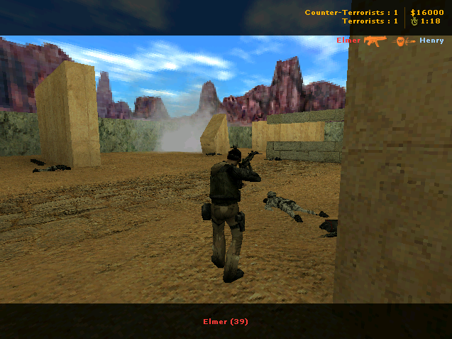 counter strike 1.6 headshot map free download