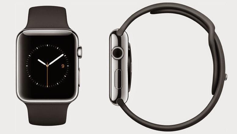 detail model apple watch