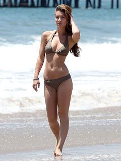 Nathalia Ramos Bikini, Nathalia Ramos Beach