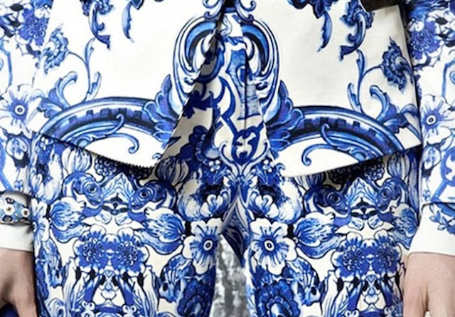 cavalli resort 2013, porcelain, diy, fashion diy