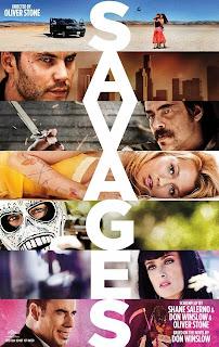 Ver online: Savages (Salvajes) 2012