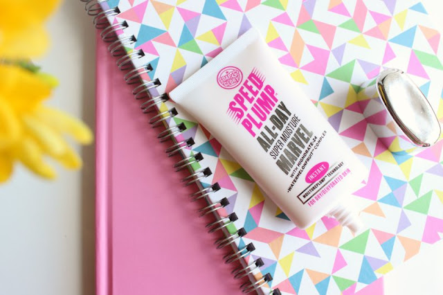 Soap and Glory Speed Plump All Day Super Moisture Marvel Moisturiser