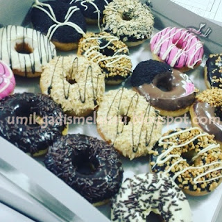 bukan donut big apple