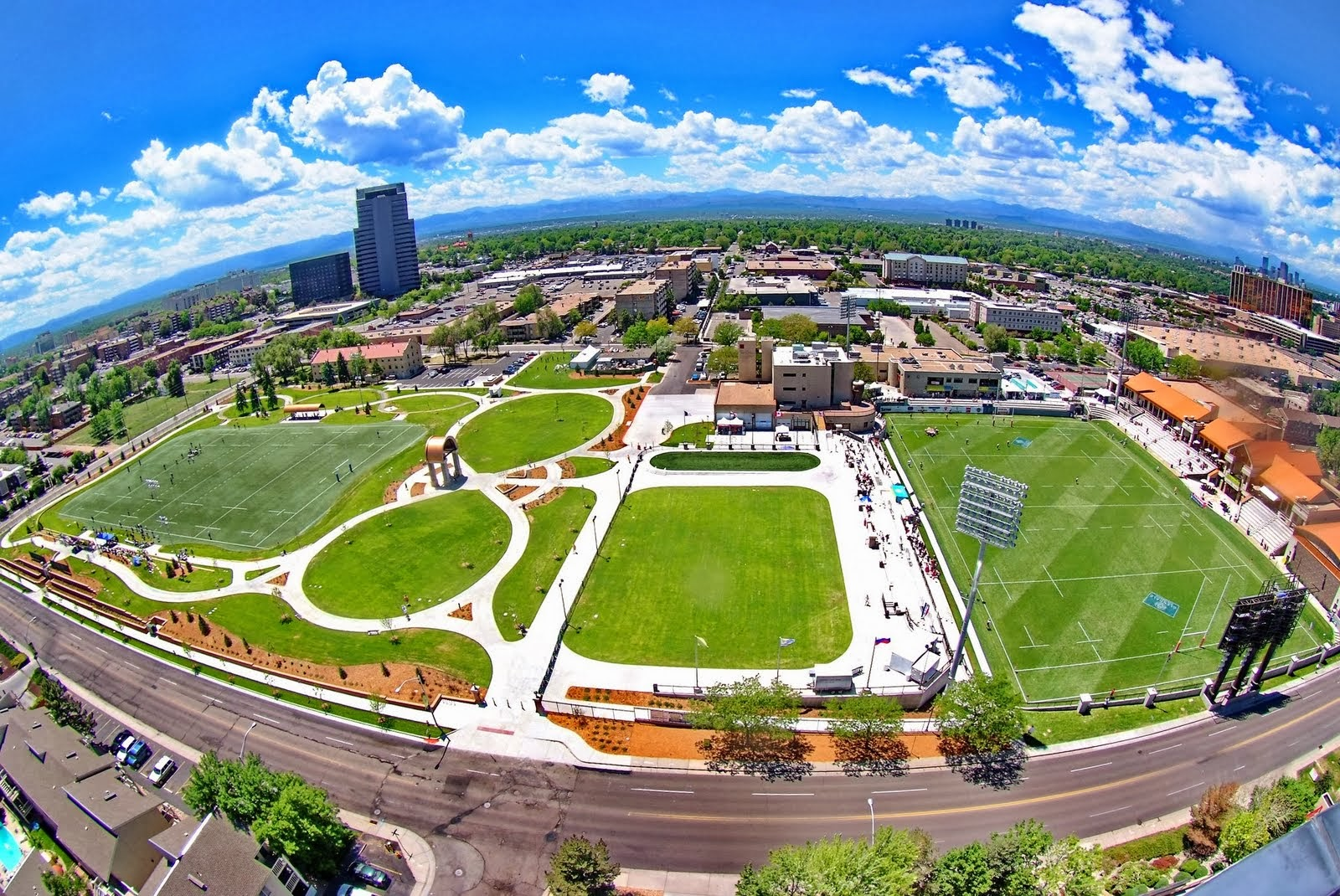 Infinity Park Event Center Celebrates Five Years A Rugby
