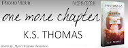 One More Chapter by K.S. Thomas Blitz & Giveaway