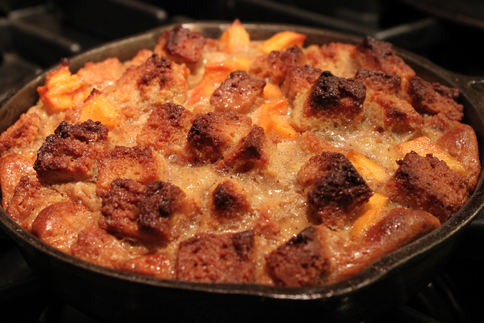 Sweet Corn Bread Pudding Recipe — Dishmaps