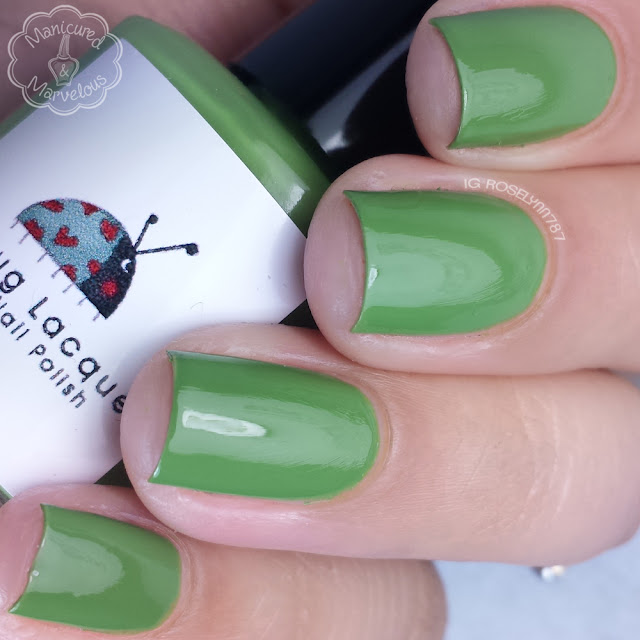 Ladybug Lacquer - Thyme and Thyme Again