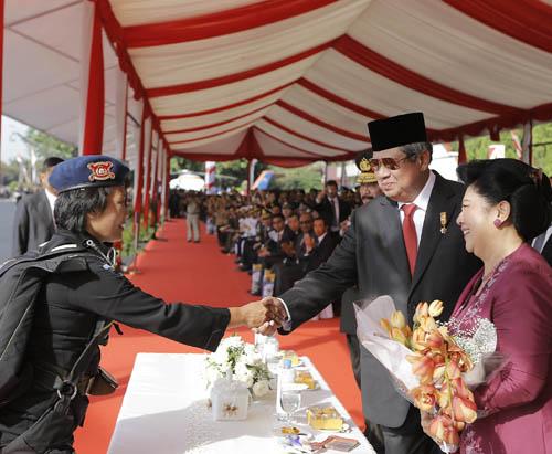 Amankan Pemilu 2014 - Polri Harus Netral