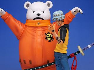 Figuarts Zero Bepo One Piece