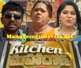Kitchen Maharani – 22th Dec – Haritha as Guest