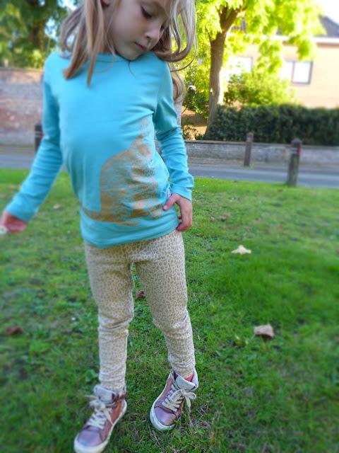 Viola legging, La Maison Victor