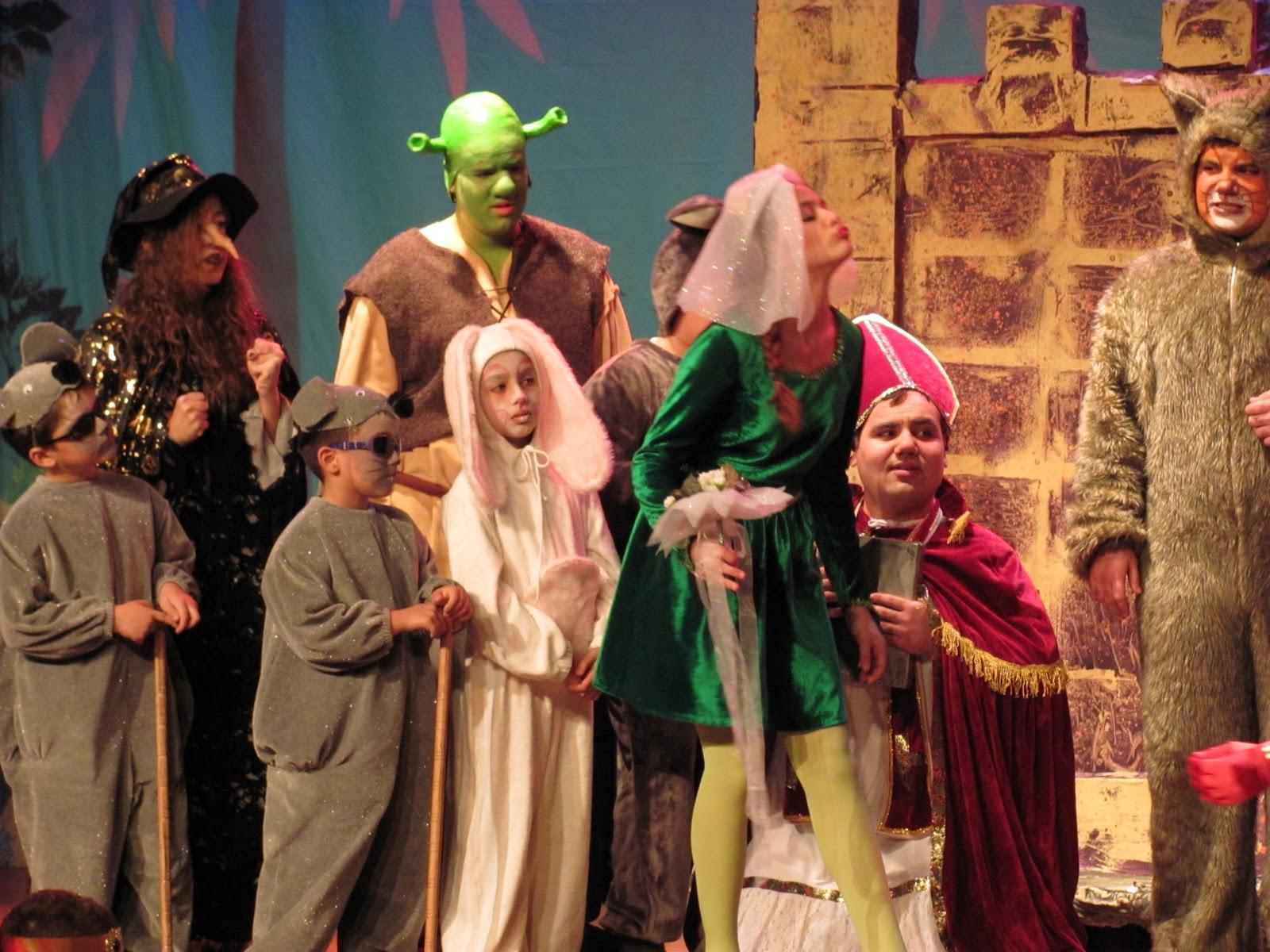 Shrek Müzikali Türk İzleyiciler İle Buluşuyor 30