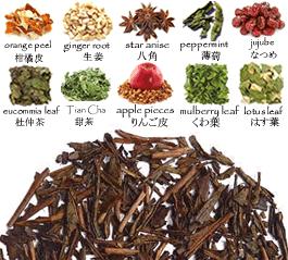 Hojicha roasted green tea natural herbal Laxatives digestive herb detox diet