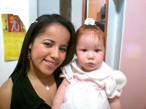 Eu e minha filha Eyshila