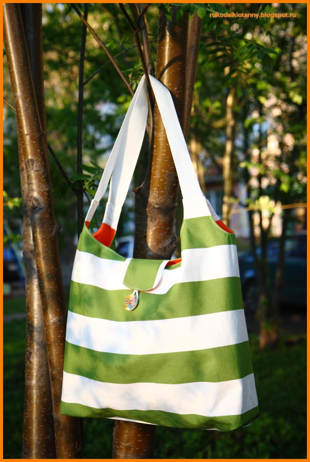 сумка из ткани икея