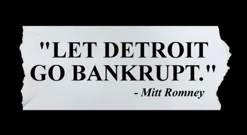 let detroit go bankrupt summary and Detroit is bankrupt despite bankruptcy, detroit subsidizing new red wings stadium the workers will either remain in detroit and go on unemployment.