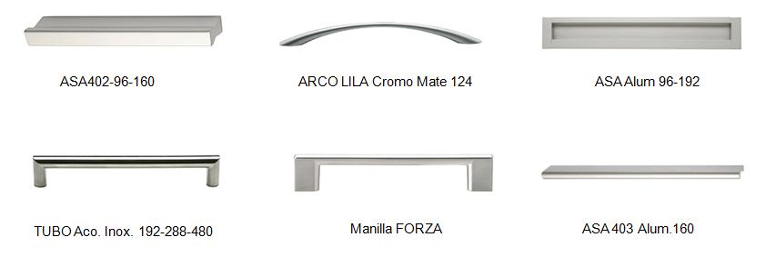 Ramproduce accesorios para muebles tiradores 4 - Tiradores de muebles de cocina ...