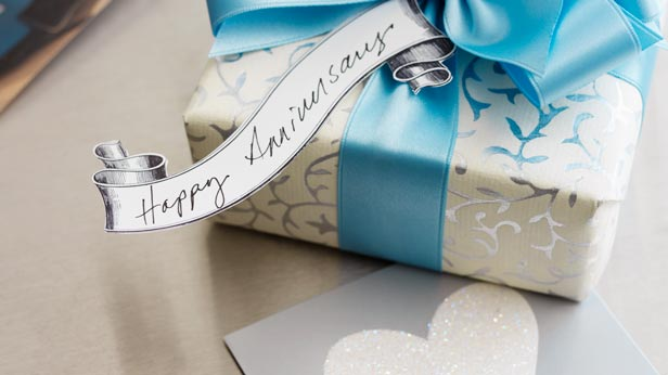 Wedding Anniversary Gifts And Present Ideas For Every Year Review ...