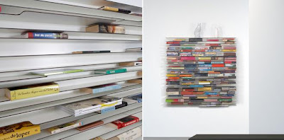 Creative Bookshelves and Unusual Bookcases (15) 6