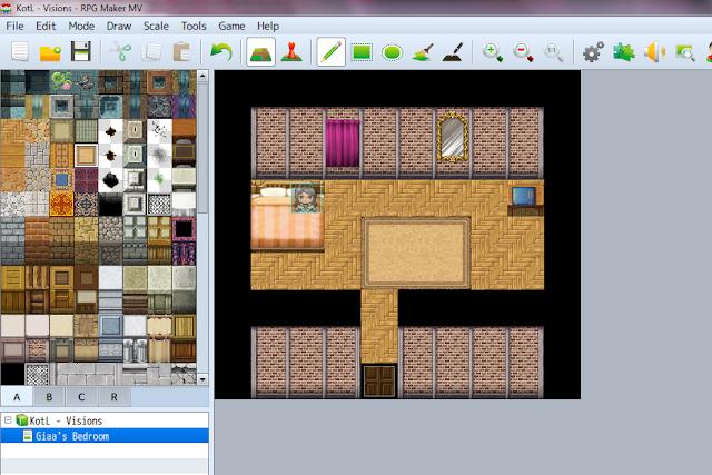 Rpg maker mv pc review chalgyr39s game room for Floor game maker