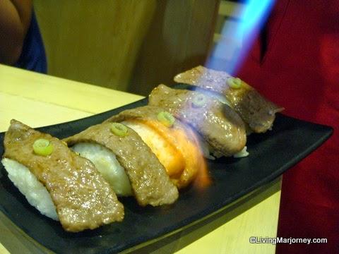 Starking Fire Sushi