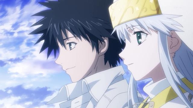 Musim Ketiga Anime 'Toaru Majutsu no Index' Belum Akan Dibuat