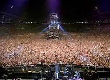 Stadium concert image