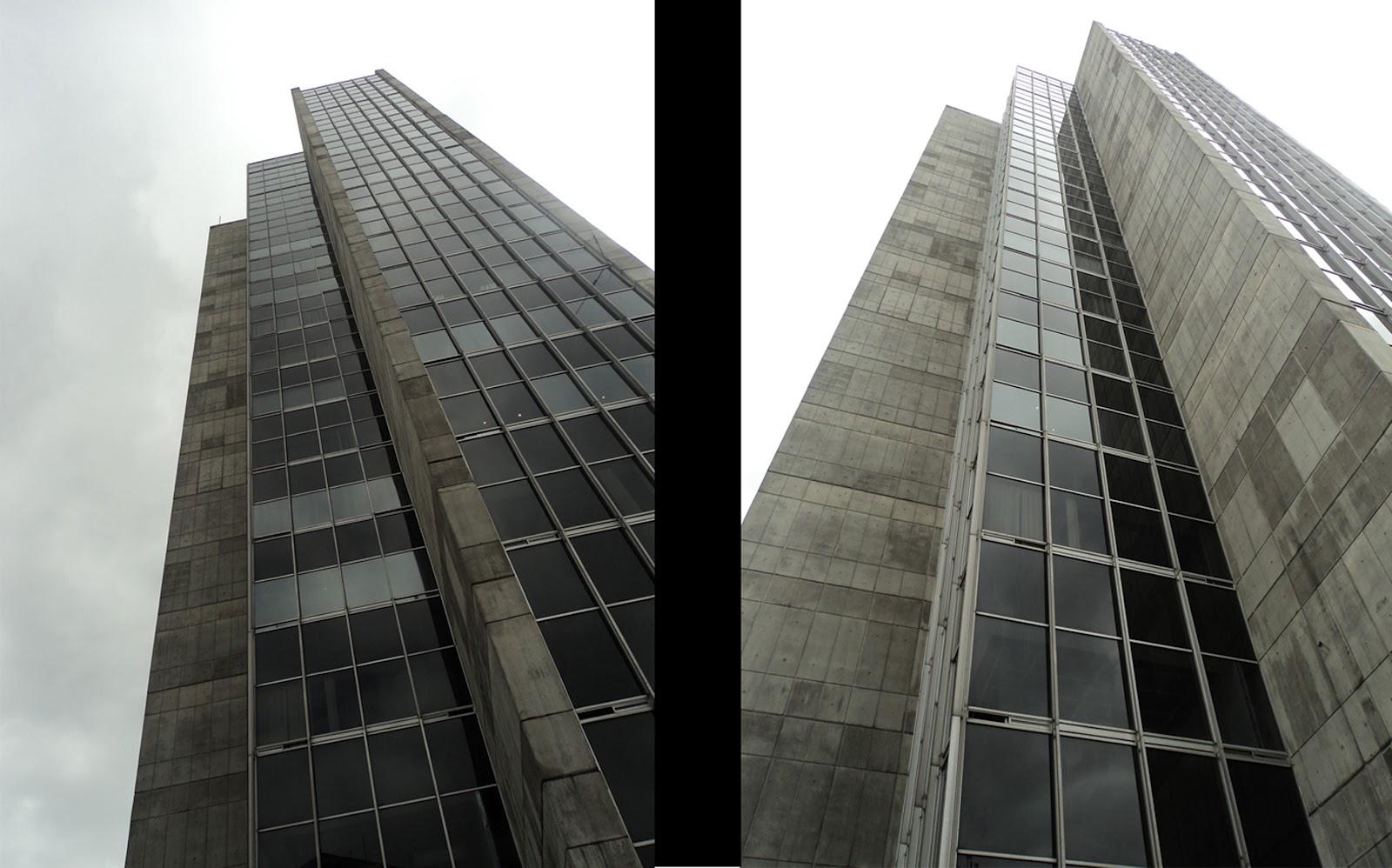 Arquitectura moderna en ecuador ovidio wappenstein for Exterior edificios