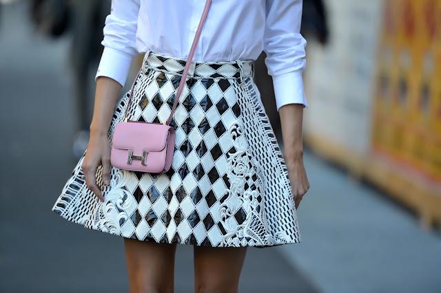 Street Style Mini Bags