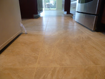Porcelain Tile Flooring III