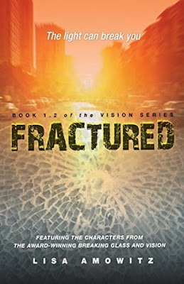 Book Blast: Fractured by Lisa Amowitz