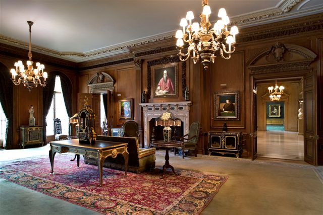 The Frick Collection p dia