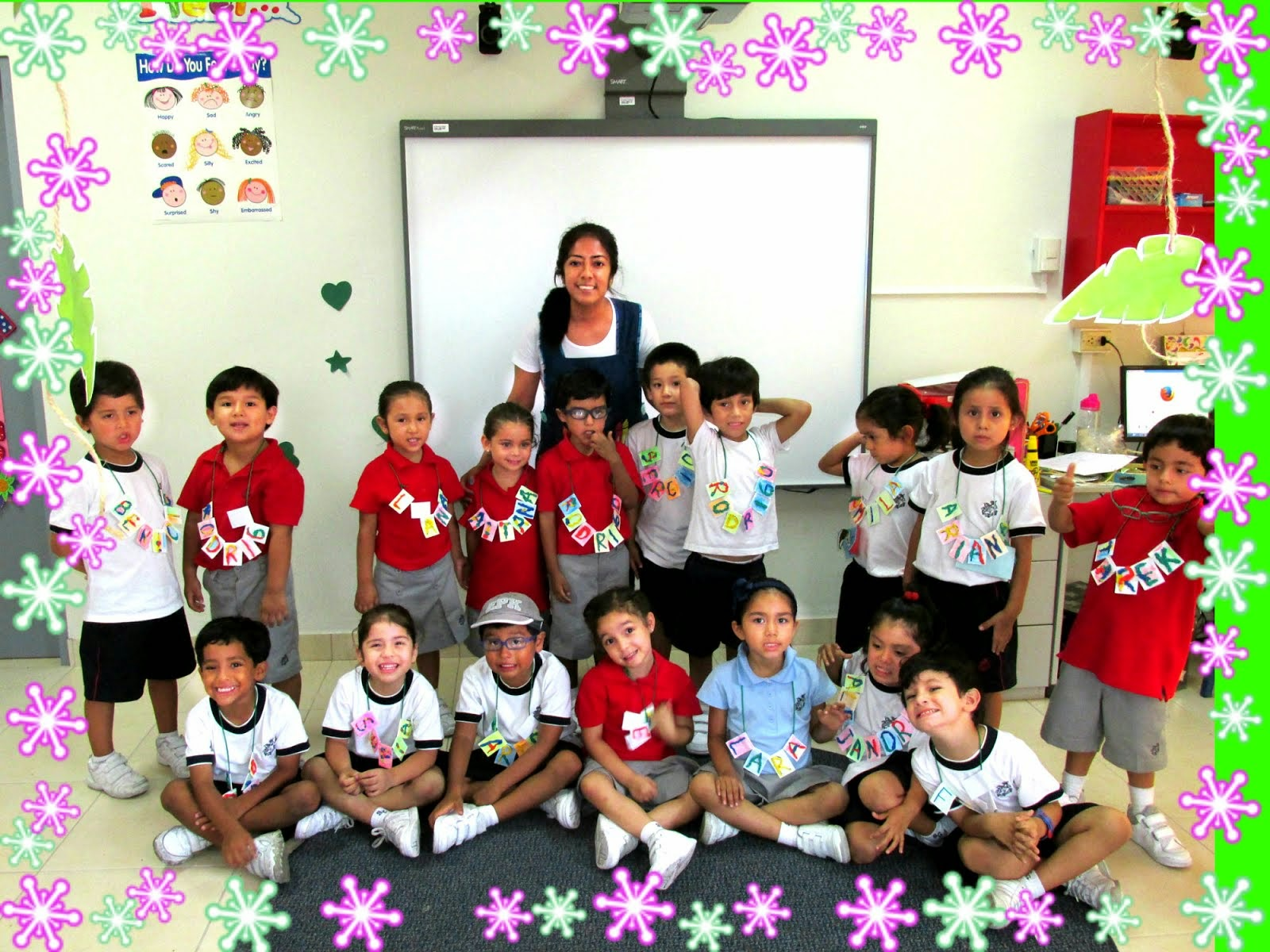 Pre-Kinder Nightingales 2015