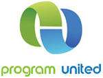 Program United logo, designed by Julia Bellomo