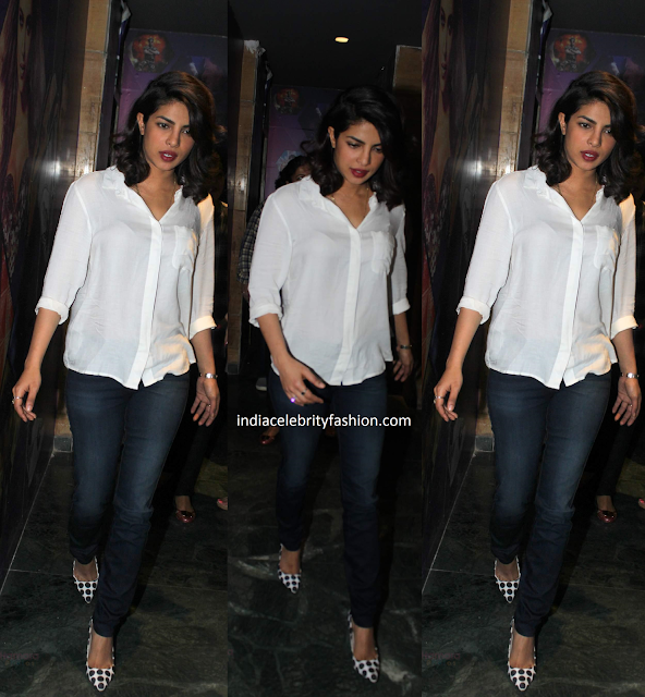 Priyanka Chopra in Casuals
