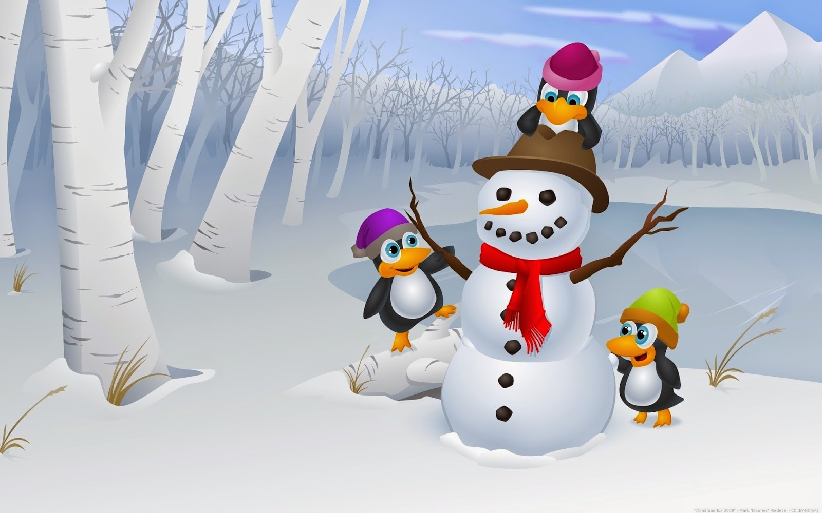 Snowman-with-penguin-family-greeting-card-template-image-for-family-friends-photo.jpg