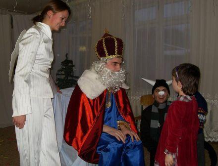 Сценарій свята святого Миколая для школи