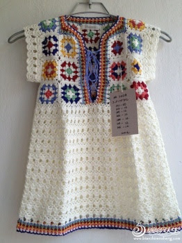 Crochet Granny Square Tunic Pattern : Crochet Patterns to Try: Crochet Easy Granny Square Tunic ...